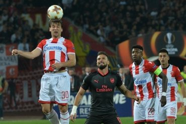 (VIDEO) ARSENAL SE SETIO ZVEZDE!