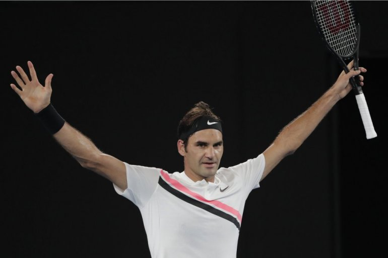 (VIDEO) Federer prosuo magiju!