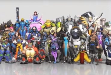 ISCUREO TIZER ZA OVERWATCH ANNIVERSARY 2018