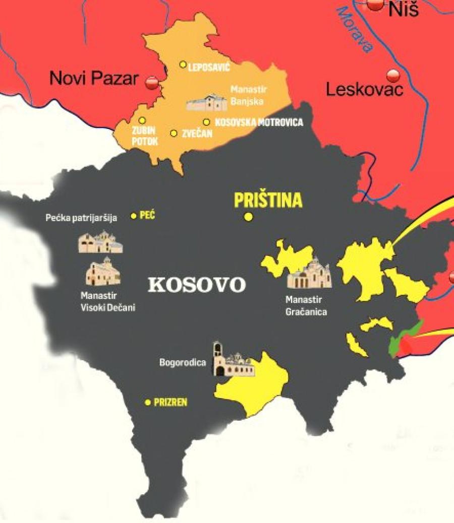 Republika Otkrivamo Ovako Ce Tramp Podeliti Kosovo