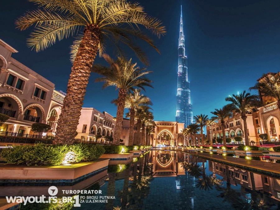 Upoznavanje dijeta Dubai