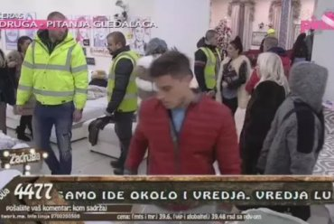 (VIDEO) Niko nije video Davida ovako besnog: Ona je razlog!