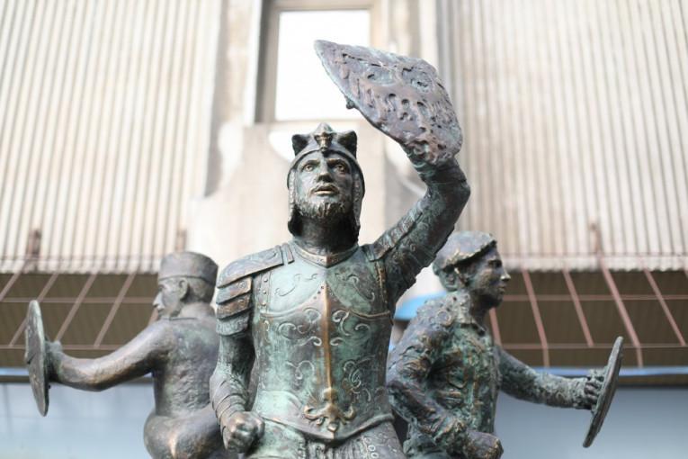 Republika Spomenik Junacima Pred Ocima Javnosti Heroji Sa