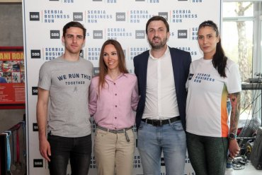 STARTuje SBB Serbia Business Run