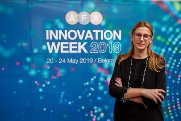 Podrška AIK Banke naučnom skupu Innovation week 2019