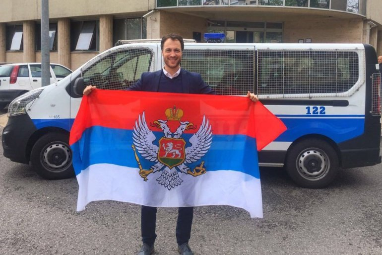 (FOTO) MORBIDNO! Milogorci prete Milačiću: Uznemirujuća slika klanja obišla region dva dana uoči izbora