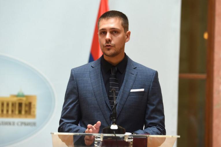 NEMOJ DA RUŠIŠ GRAD: Miloš Biković uputio jasnu poruku onima koji izazivaju nerede u Beogradu!