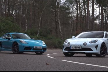 (VIDEO) Slatka dilema: Porsche Cayman ili Alpine A110?