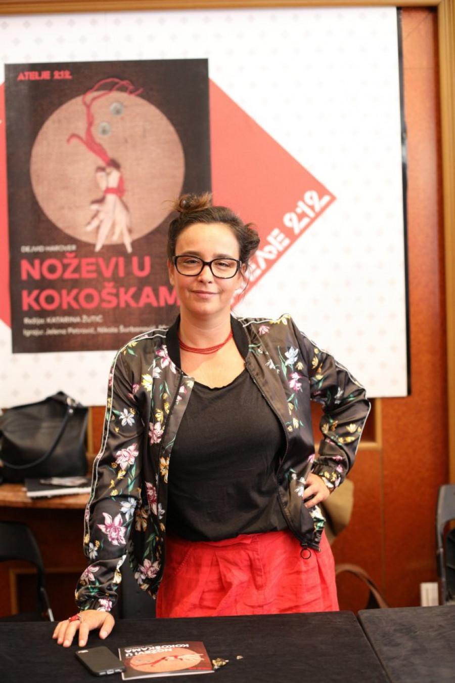 Zutić katarina Katarina Radivojević