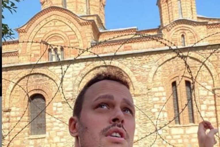 Republika / Šok Igor Kojić se potpuno okrenuo veri: Mali Keba posle  Severine završio u manastiru!